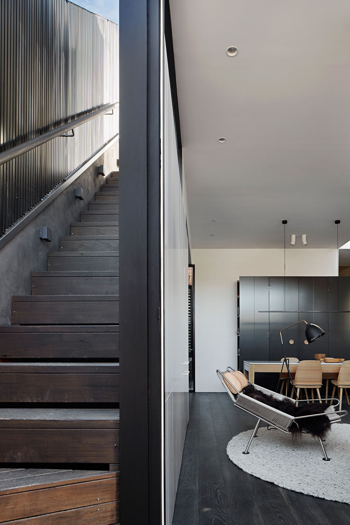 Albert Park House Whiting Architects cc Shannon McGrath small footprint living