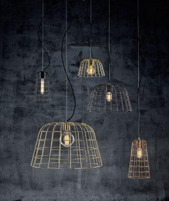 Alexander Lotersztain Bolet Wire Pendant Australian furniture design