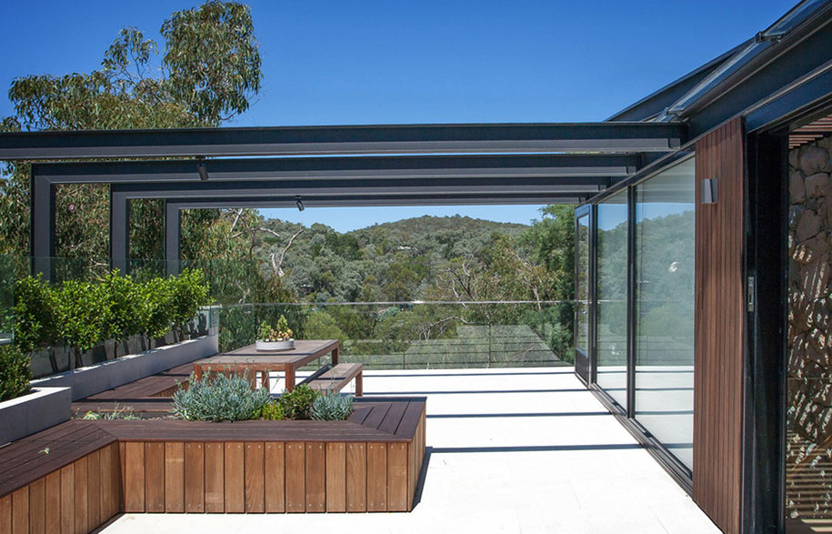 Alexandra Buchanan Architecture North Warrandyte outdoor