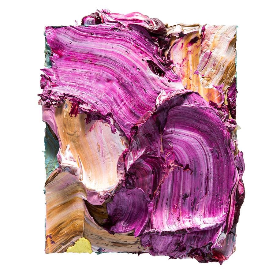 Alizarin-Quin-Rose-25x30cm-Oil-on-Birch