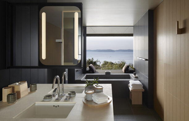Hotel Bathroom Design Ideas Amanemu Resort Japan Kerry Hill Architects