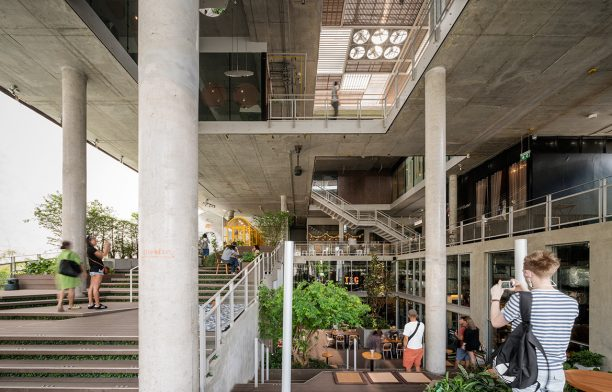 The Commons by Department of Architecture Co., Thailand | Amata Luphaiboon