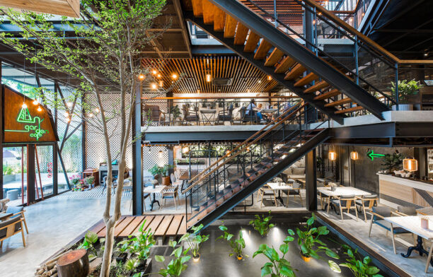 A Cultural Guide To Café Design Ideas | Habitus Living