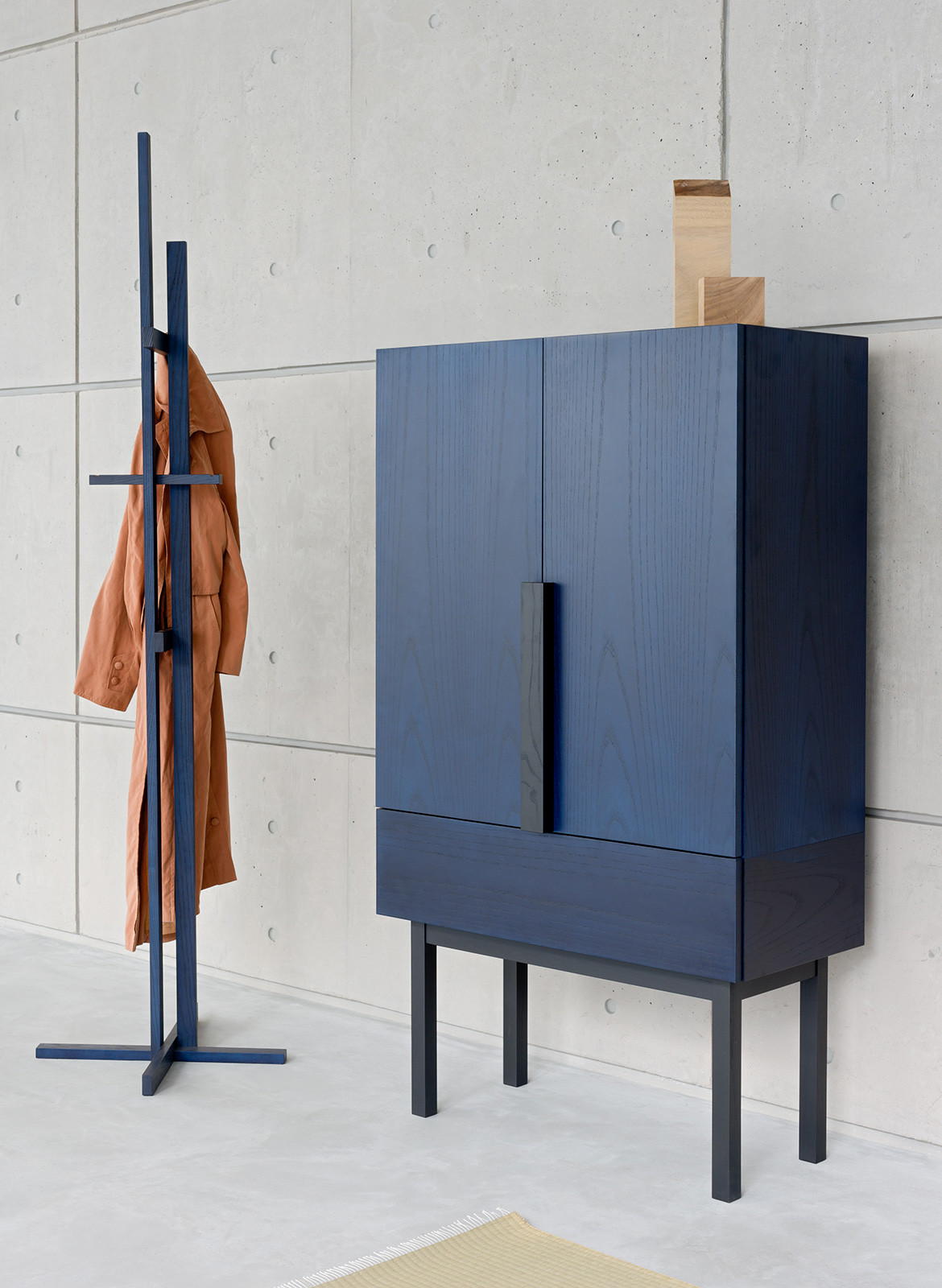 Habitus Loves... A Study Nook apato aizome cabinet