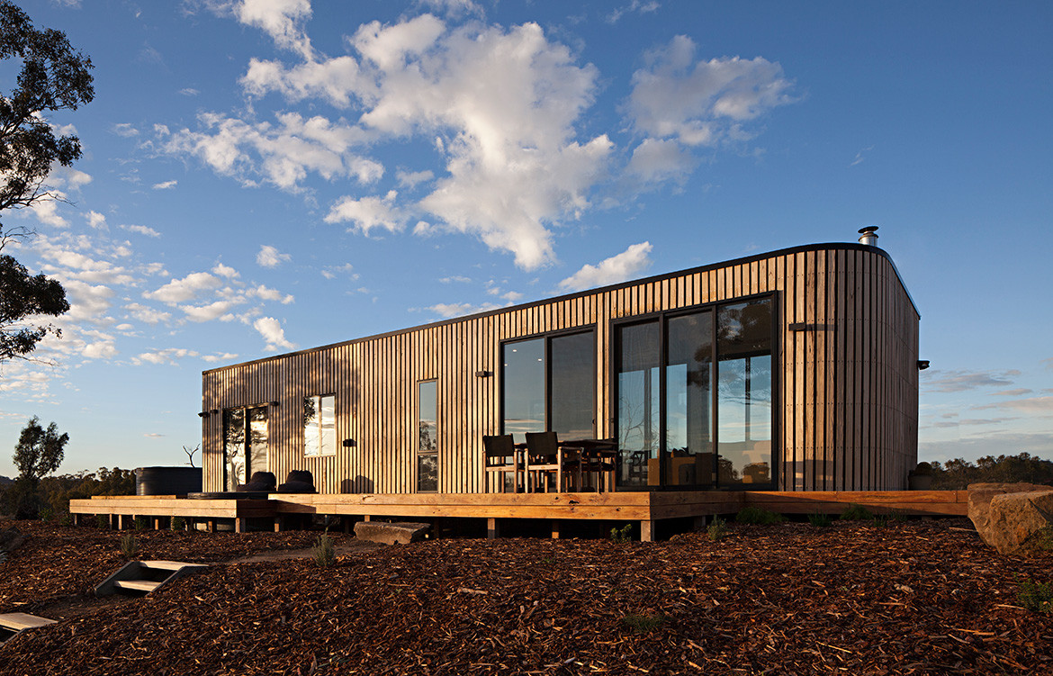 Superb Five Of The Best Australian Prefab Homes Habitus Living Download Free Architecture Designs Rallybritishbridgeorg