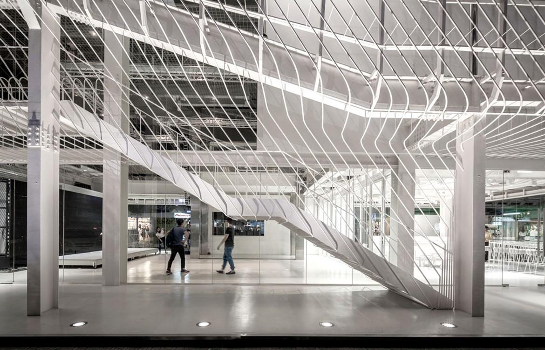 Architectkidd Elev Spaceshift Studio