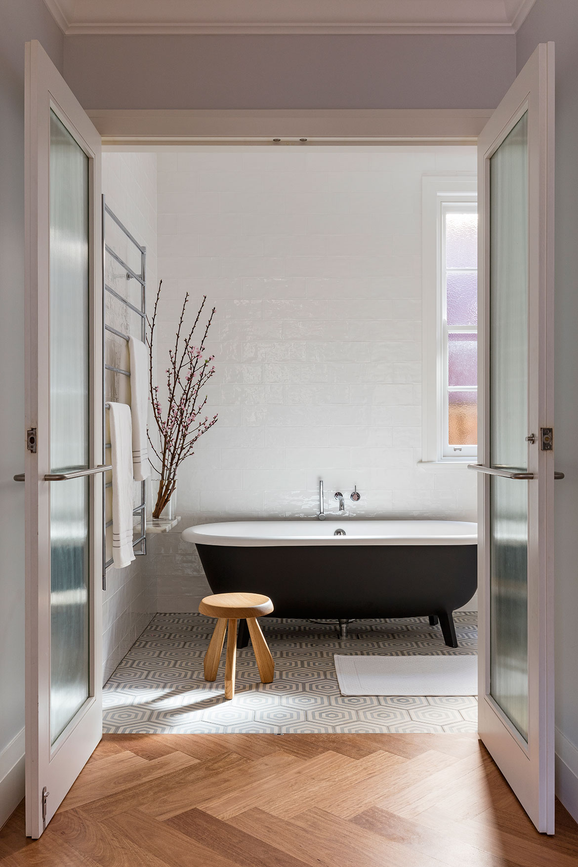 Arent&Pyke Croydon House freestanding bathtub