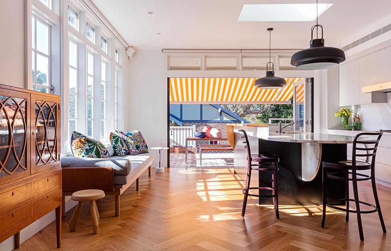 Arent&Pyke Croydon House indoor outdoor