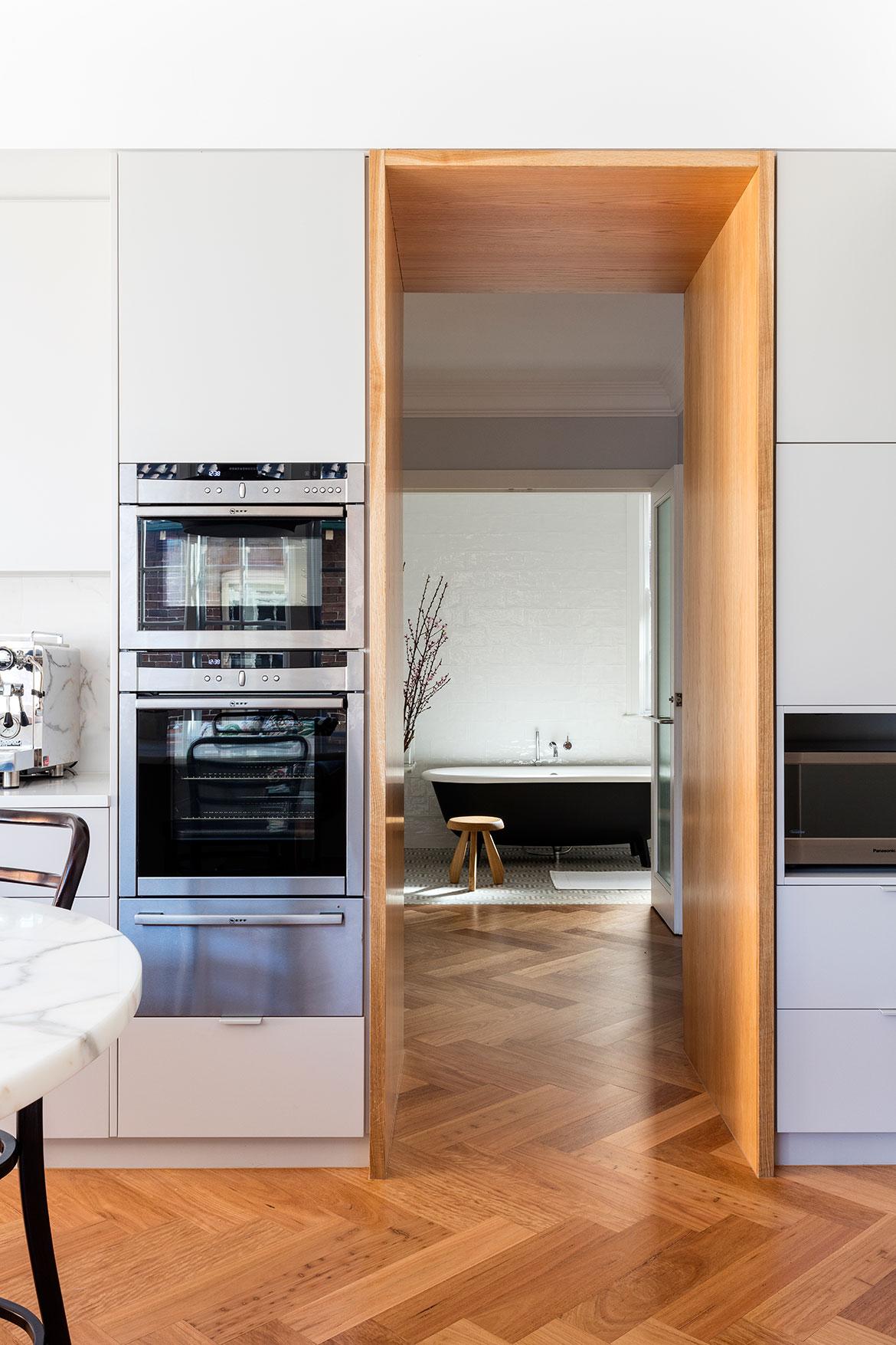 Arent&Pyke Croydon House kitchen appliances