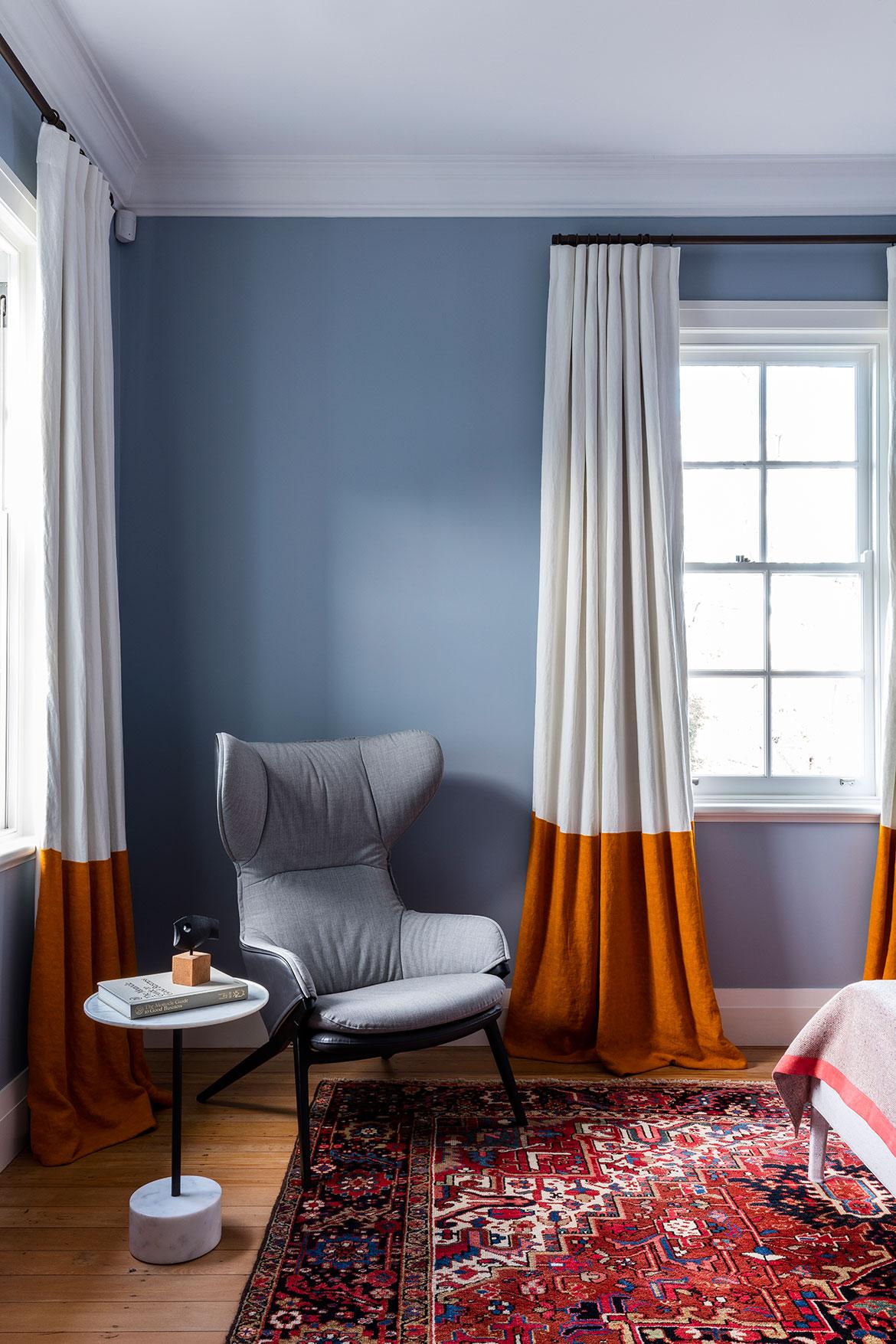 Arent&Pyke Croydon House reading chair
