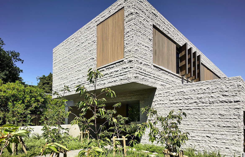 Armadale Residence B.E Architecture cc Derek Swalwell exterior