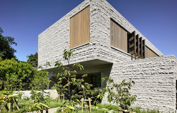 Armadale Residence B.E Architecture cc Derek Swalwell exterior