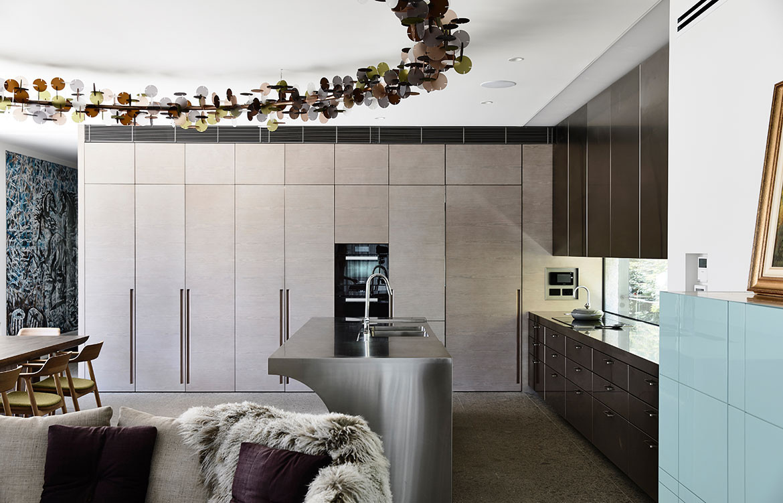Armadale Residence B.E Architecture cc Derek Swalwell kitchen