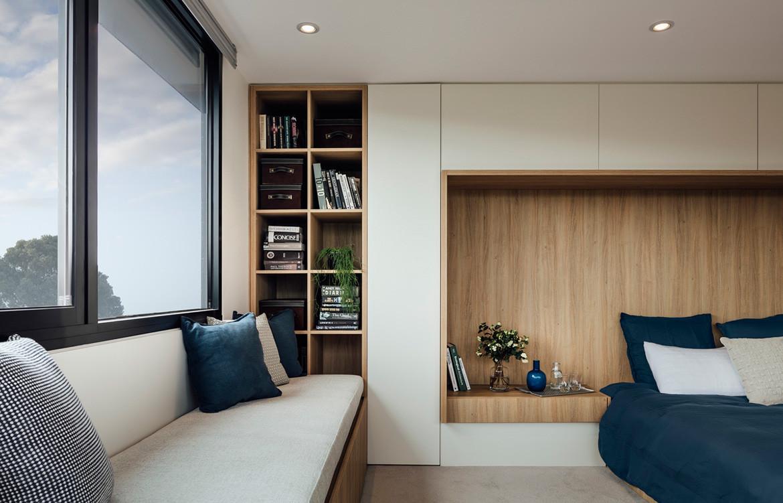Armadale Residence Pleysier Perkins cc Michael Kai living room