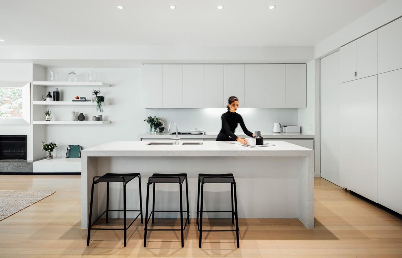 Armadale Residence Pleysier Perkins cc Michael Kai kitchen