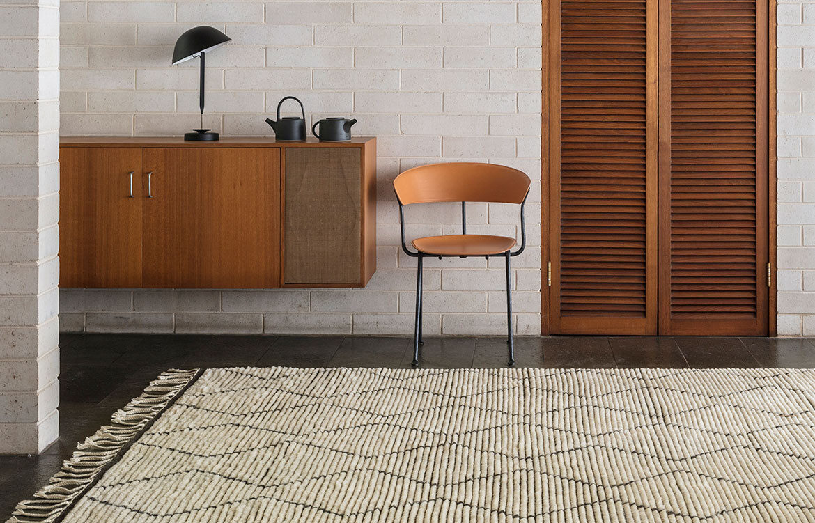 Habitus Loves… Hand-Crafted Comfort | Nala Rug from Armadillo & Co