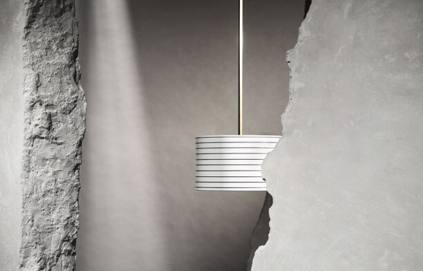 Articolo Banded Trilogy Pendants ICFF cc Sharyn Cairns