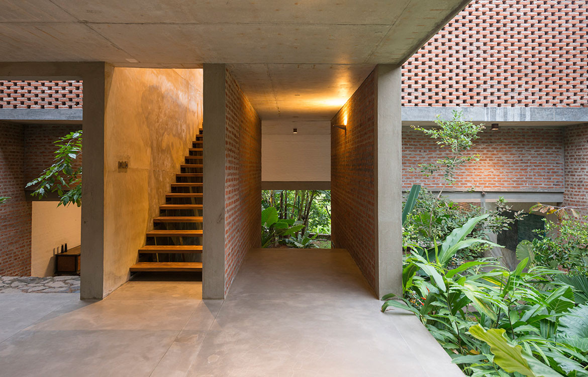 Artists Retreat Palinda Kannangara Architects outdoor living
