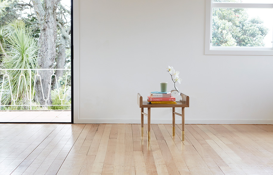 Aspect stool styled Room By Room