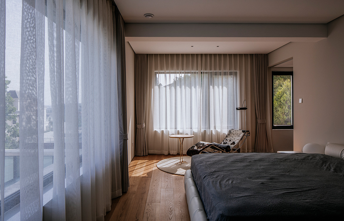 Atelier About Architecture House W bedroom