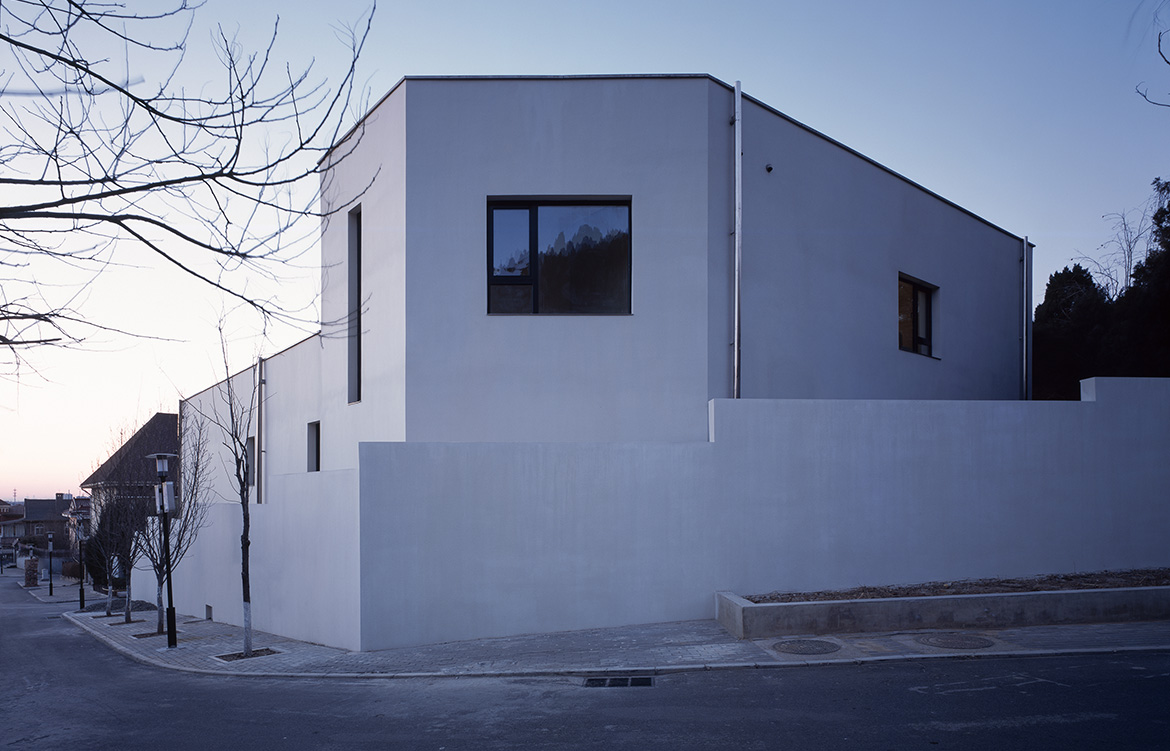 Atelier About Architecture House W external