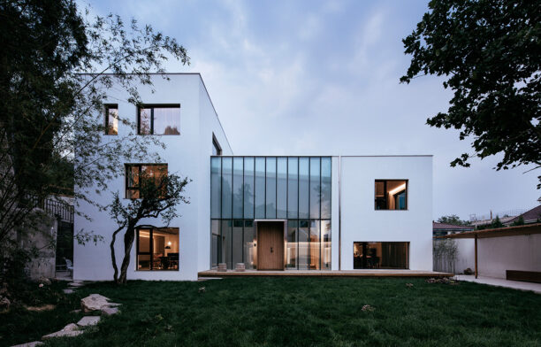 Atelier About Architecture House W streetscape