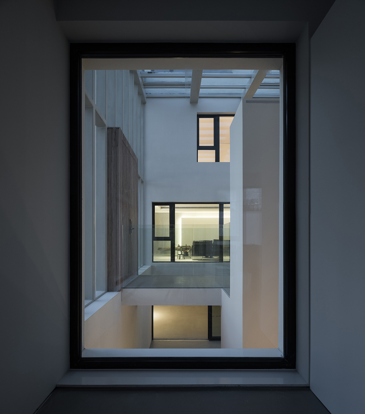 Atelier About Architecture House W window