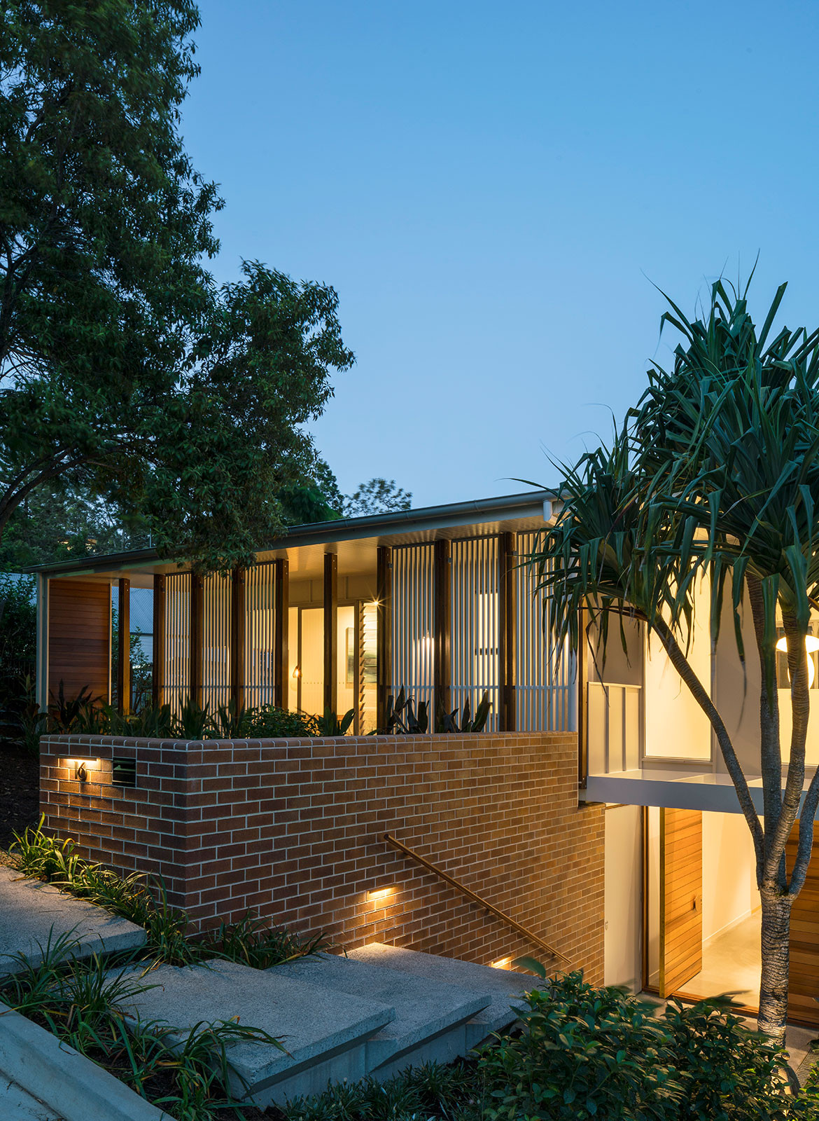 Auchenflower House Brisbane Kelder Architecture | Habitus Living
