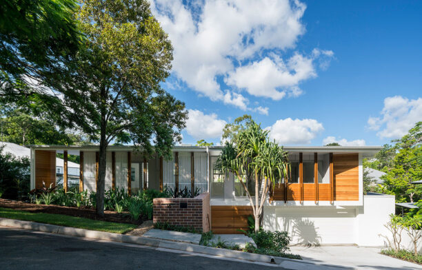 Auchenflower House Brisbane Kelder Architecture | Habitus Living