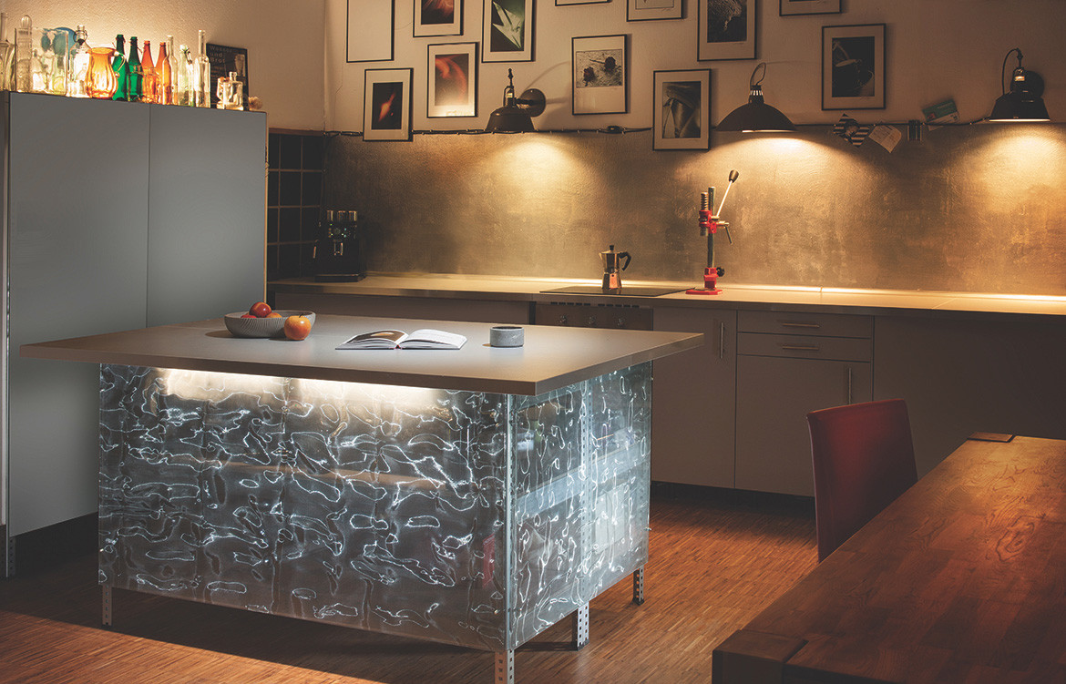 Acrylic Couture Kitchen