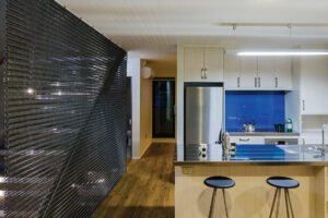 Spacemaile Kitchen Screen