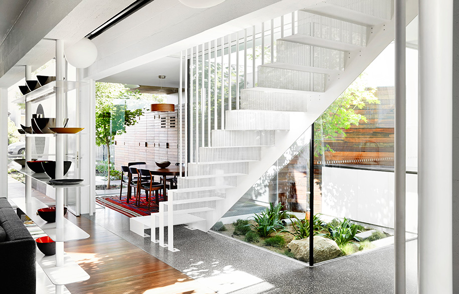 Austin Maynard_Architects That House staircase