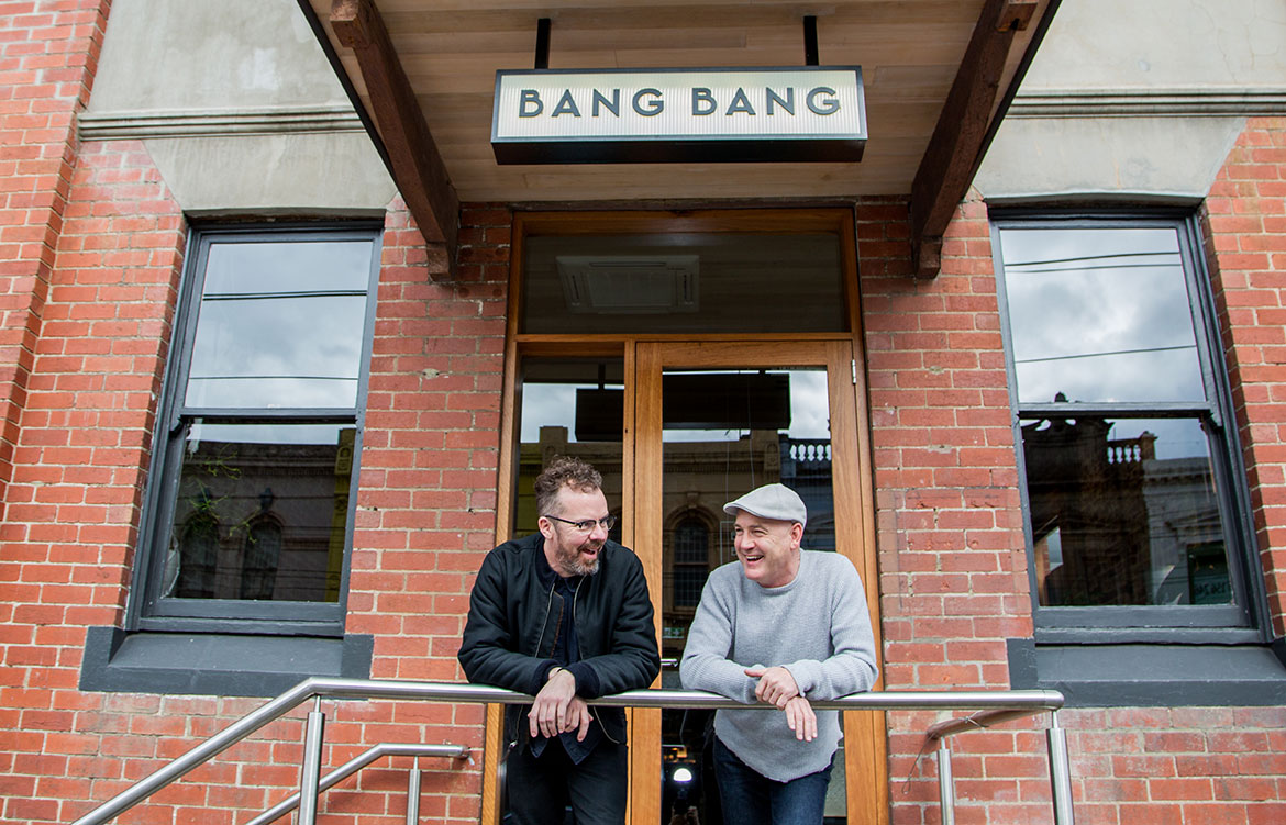 Bang Bang Melbourne photography by Shannyn Higgins exterior