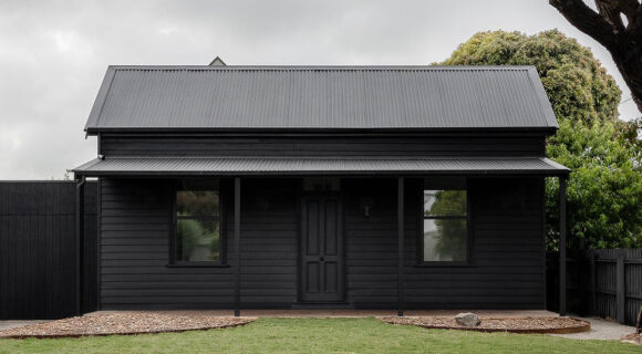 A Barely-There Barwon Heads Beach House