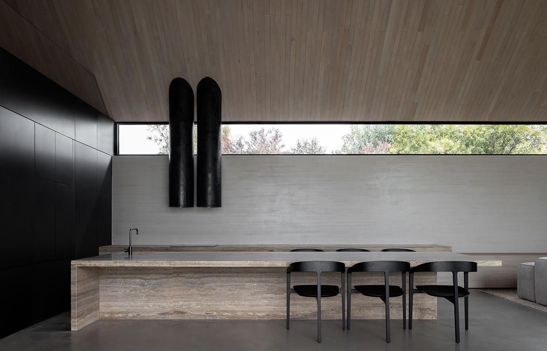 BARWON BEACH HOUSE kitchen