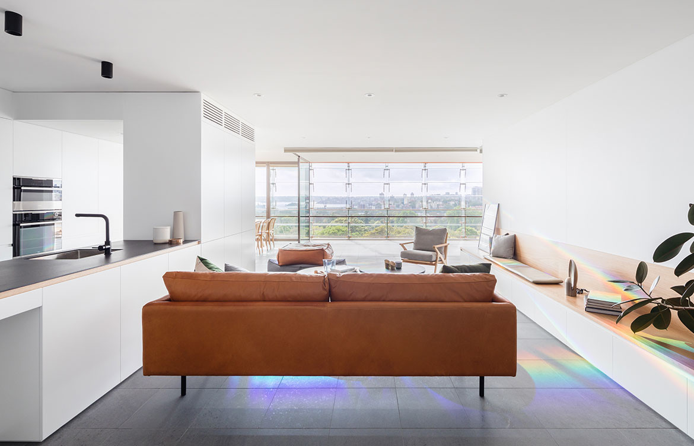 Brad Swartz Architects Macquarie Street Apartment cc Katherine Lu