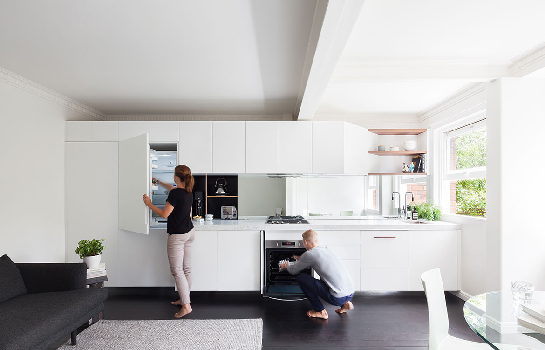 Brad Swartz Architects Potts Point Apartment cc Katherine Lu