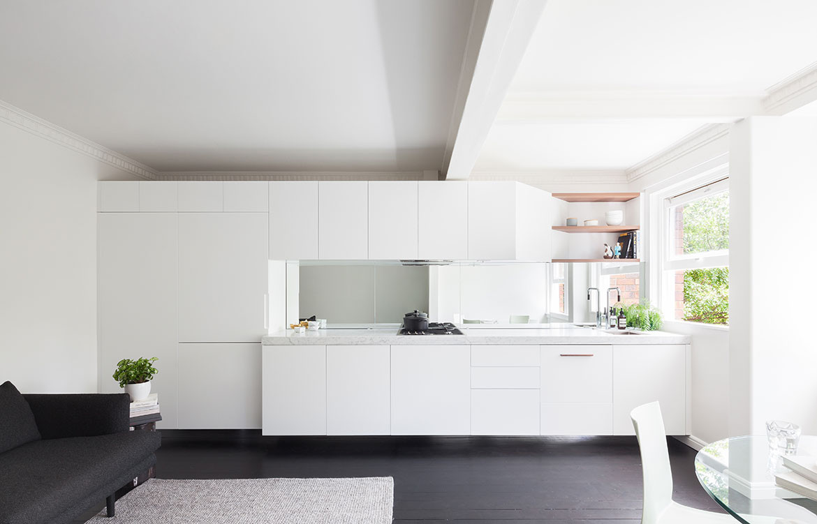 Brad Swartz Architects Potts Point Apartment cc Katherine Lu