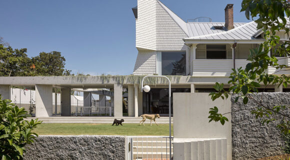 Brisbane, Tenneriffe House by Vokes & Peters cc Christopher Frederick Jones   Habitus House of the Year 2019
