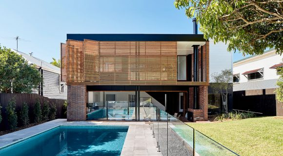 Sydney Street House by Fouche Architects (Brisbane) cc Cieran Murphy | Habitus House of the Year 2019