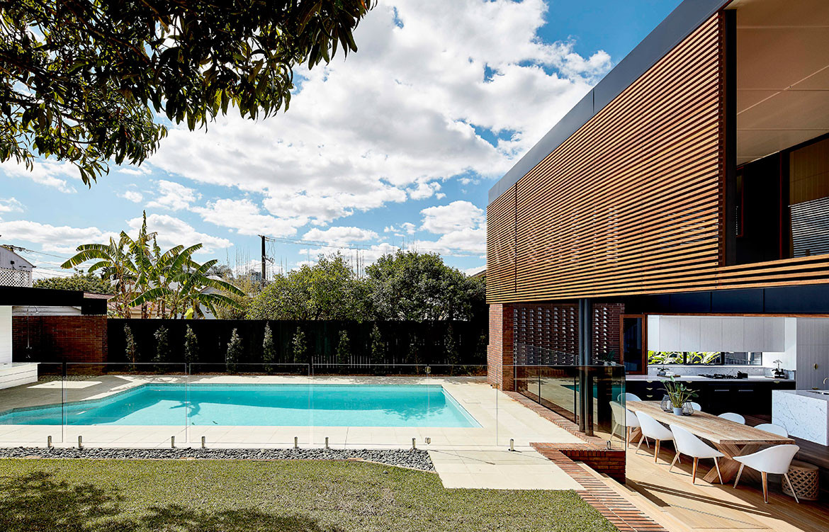 Sydney Street House (Brisbane) by Fouche Architects cc Cieran Murphy | Habitus House of the Year 2019