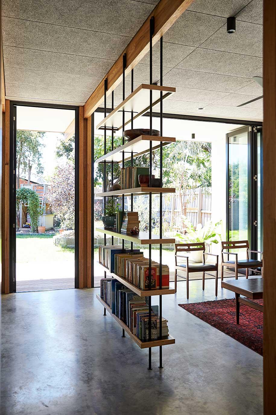 Ballantyne Foomann Architects open plan
