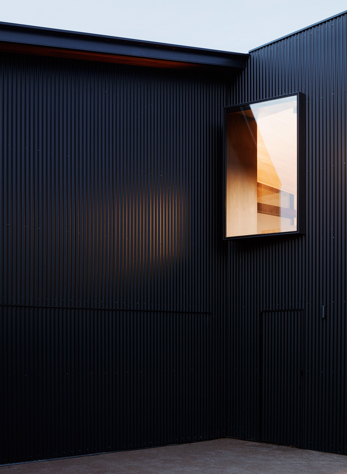 Barwon Heads House Lovell Burton Architecture CC Rory Gardiner window