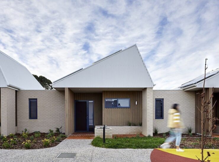 Bent Architecture's Affordable yet Liveable Approach