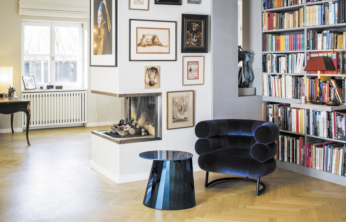 Habitus Loves Art Deco Resurgence bibendum by eileen gray