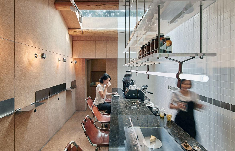 Big Small Coffee Office AIO counter