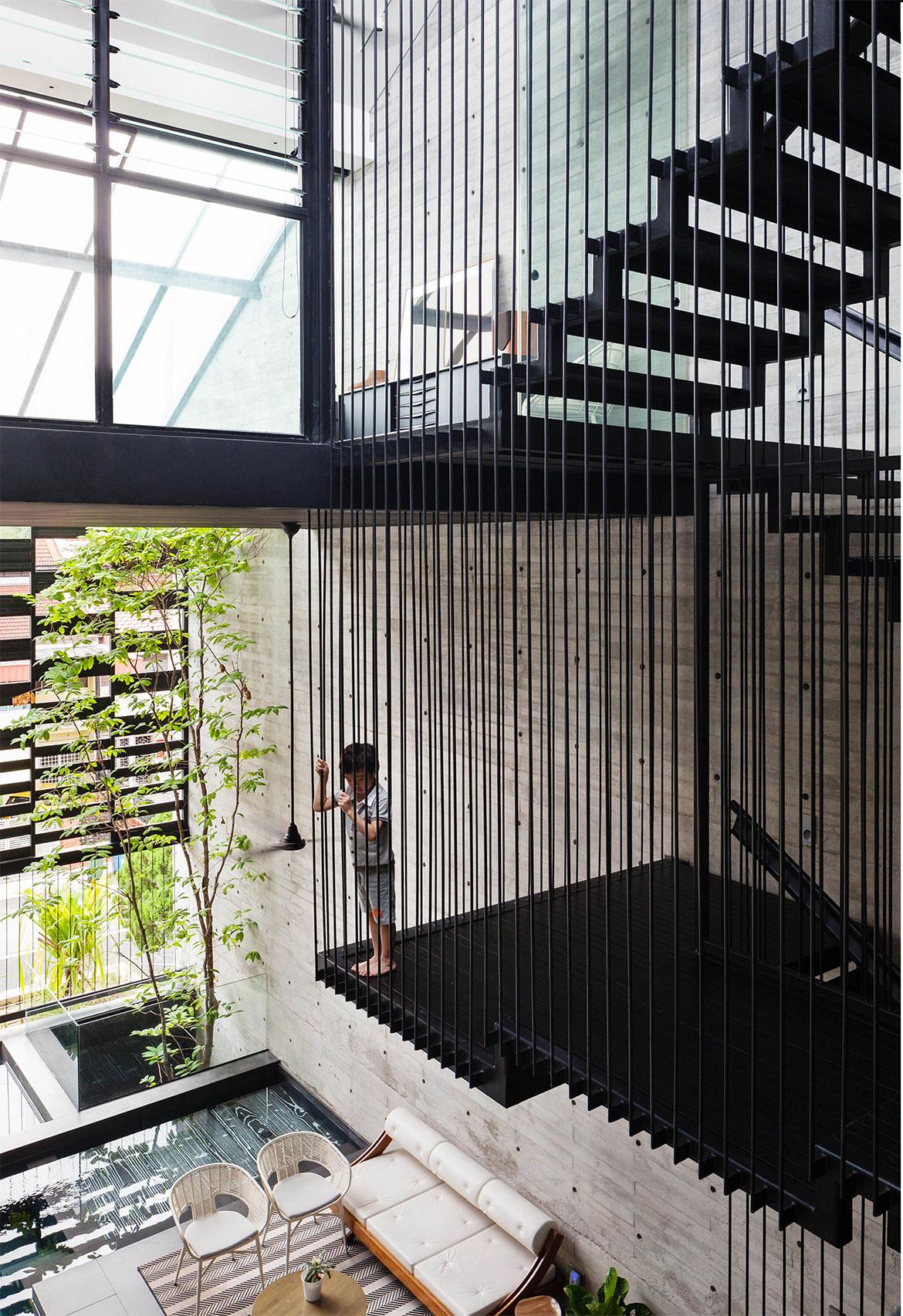 Open House By Formwerkz Architects