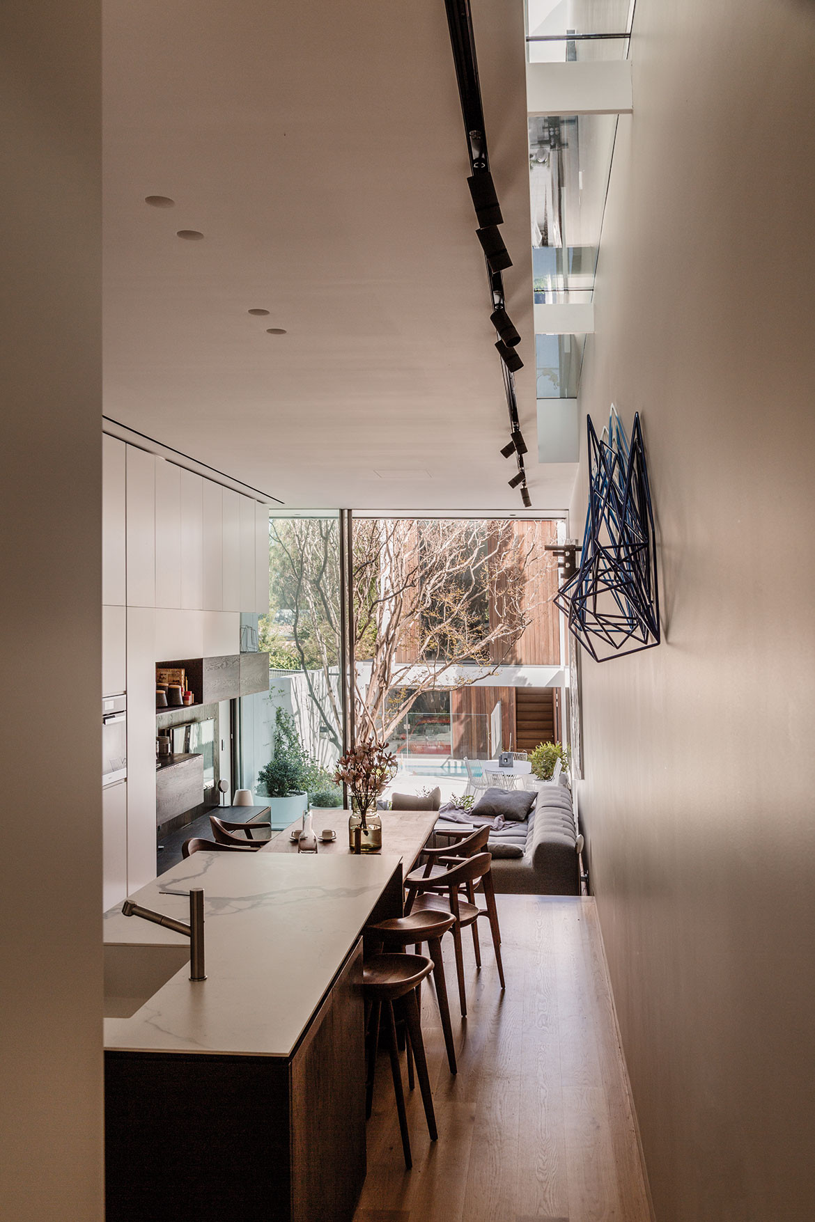 two wall house - woods bagot