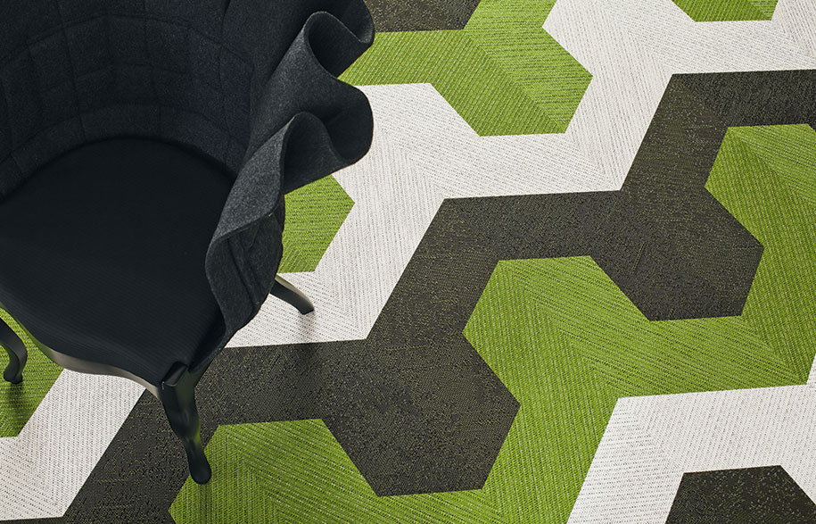 Bolon Green | Habitus Living