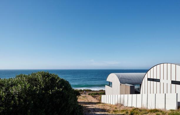Boomer Beach House Nissen Hut Max Pritchard CC Sam Noonan